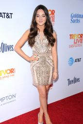 Ava Allan - TrevorLIVE fundraiser in Los Angeles 12/04/2016