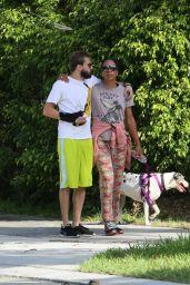 Barbara Becker With New Boyfriend Juan Lopez Salaberry - Miami, December 2016