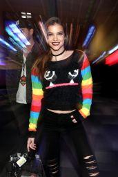 Barbara Palvin - KIIS FM iHeartRadio Jingle Ball in Los Angeles 12/02/ 2016