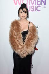 Bea Miller – Billboard Women in Music Event in New York 12/9/ 2016