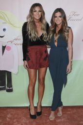 Becca Tilley, JoJo Fletcher – Too Faced's Sweet Peach Launch Party in West Hollywood 12/01/ 2016