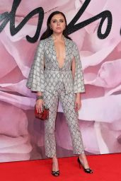 Bel Powley – The Fashion Awards 2016 in London, UK