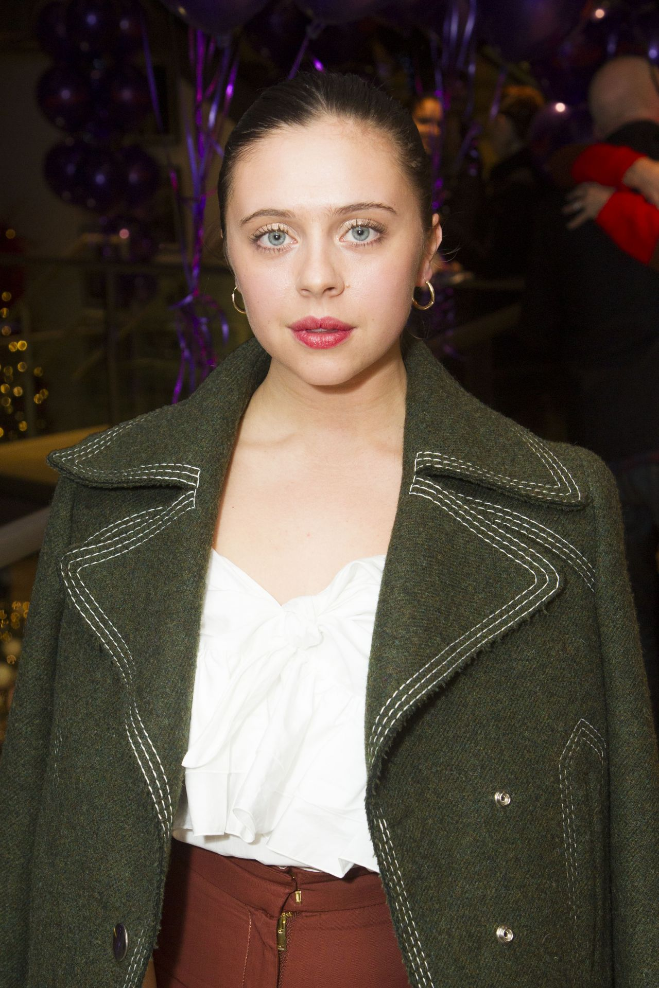 2017 fashion awards nyc - Bel Powley The Red Shoes Ballet Gala London 12 15 2016