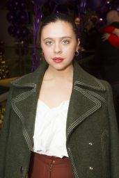 Bel Powley – 'The Red Shoes' Ballet, Gala, London, 12/15/ 2016