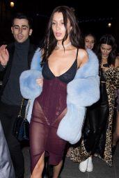 Bella Hadid – Victoria's Secret After Party in Paris 11/30/ 2016