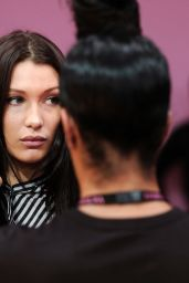 Bella Hadid – Victoria's Secret Fashion Show 2016 Backstage