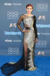 Bella Thorne – 2016 Critics' Choice Awards in Santa Monica 12/11/ 2016