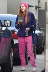 Bella Thorne - Out and About in Los Angeles, December 2016