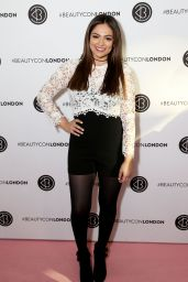 Bethany Mota – 'Beautycon' in London 12/3/ 2016