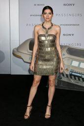 Blanca Blanco – 'Passengers' Premiere in Westwood