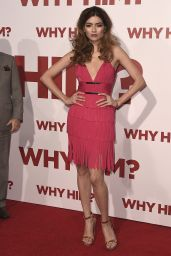 Blanca Blanco - Why Him? Premiere in Westwood