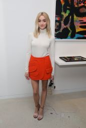 Brianne Howey – Dior Lady Art Pop Up Boutique Opening Event in LA 12/6/ 2016