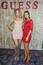 Brighton Sharbino - GUESS Glitz and Glam Holiday Event in Los Angeles 12/13/ 2016