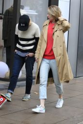 Brit Marling - Shopping at the Grove in Los Angeles 12/23/ 2016