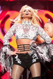 Britney Spears Performing At 102.7 KIIS FM