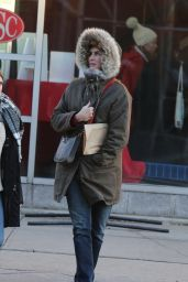 Brooke Shields - Out in NYC 12/20/ 2016