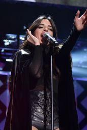 Camila Cabello Performs at Z100