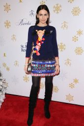 Camilla Belle - Brooks Brothers Holiday Celebration for St. Jude Children