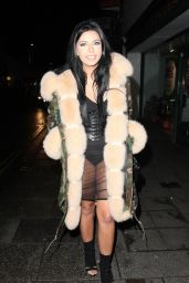 Cara De La Hoyde - Heading to the Sugar Hut in Brentwood, Essex 12/23/ 2016