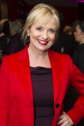 Carol Kirkwood – 'The Red Shoes' Ballet, Gala, London, 12/15/ 2016