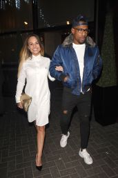 Chantelle Connelly - Night Out in Manchester 12/15/ 2016
