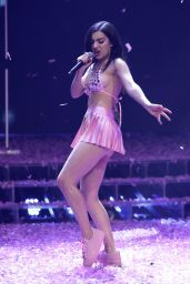 Charli XCX Performing on The X Factor 12/4/ 2016