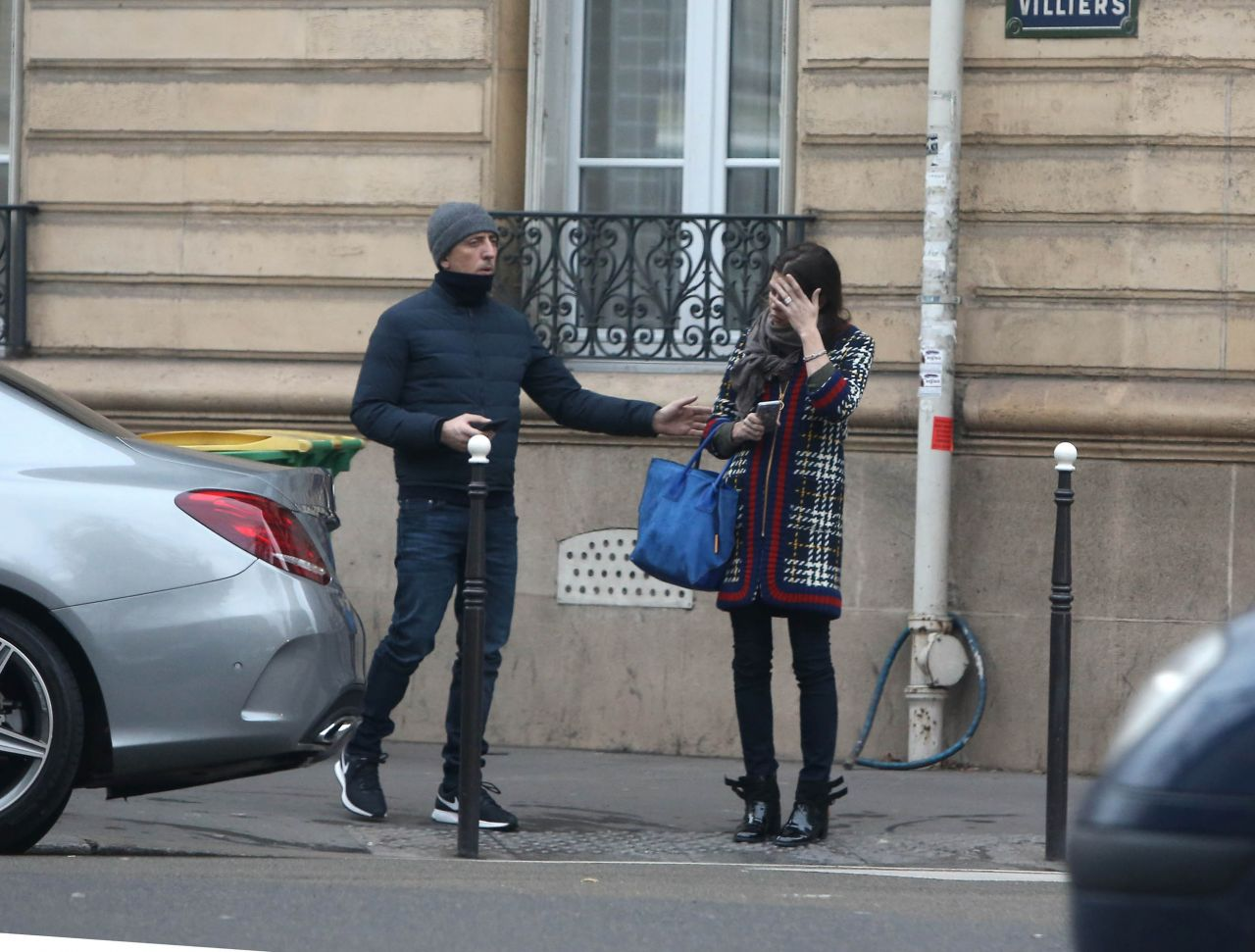 Charlotte Casiraghi Meets Secretly Her Ex Gad Elmaleh In