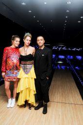 Chelsea Leyland - Dinner on Ice at Miami Beach Edition - Art Basel 12/1/ 2016