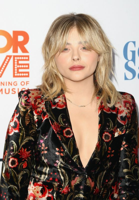 Chloë Grace Moretz - The Trevor Project 2016 TrevorLIVE LA 12/4/ 2016