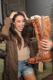 Chloe Bridges - BED STU Shopping Event Benefiting Lakers Youth Foundation in Los Angeles, December 2016