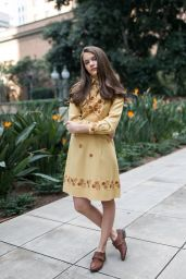 Chloe East Photoshoot - December 2016