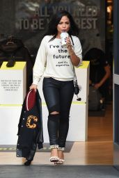 Christina Milian Style - Los Angeles 12/13/ 2016