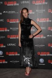 Cristiana Capotondi - Glamour Awards in Milan, December 2016