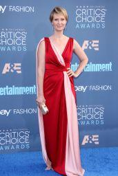 Cynthia Nixon – 2016 Critics' Choice Awards in Santa Monica 12/11/ 2016