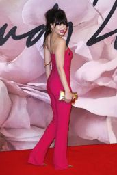 Daisy Lowe – The Fashion Awards 2016 in London, UK