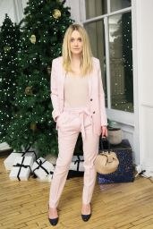 Dakota Fanning - Holiday Celebration at The Line in NYC 12/14/ 2016