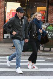 Dakota Fanning - Out in New York City 12/3/ 2016