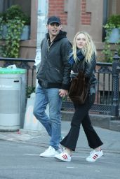 Dakota Fanning - Out in New York City 12/3/ 2016