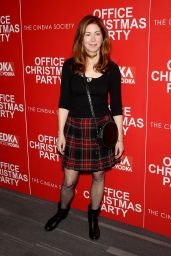 Dana Delany – 'Office Christmas Party' Screening in NYC