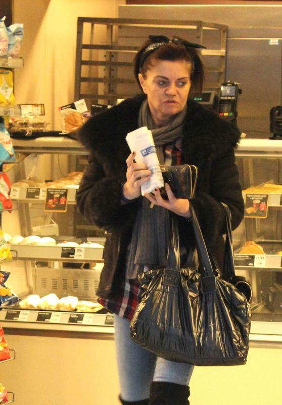 Danniella Westbrook - Embraces the History of Liverpool 12/29/ 2016