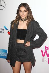 Daya – Billboard Women in Music Event in New York 12/9/ 2016