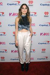 Daya – Z100's iHeartRadio Jingle Ball in New York 12/9/ 2016