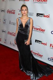Delilah Hamlin - Cinefashion Film Awards at Saban Theatre in Beverly Hills 12/15/ 2016