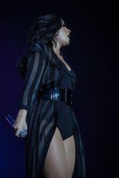 Demi Lovato - Performs at Z Festival 2016 in São Paulo 12/10/ 2016