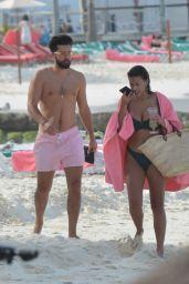 Devin Brugman in a Bikini in Cancun, Mexico 12/14/ 2016