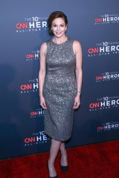 Diane Lane – CNN Heroes Gala 2016 in NYC