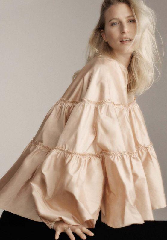 Dree Hemingway - Photoshoot for Vogue Spain January 2017