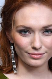 Eleanor Tomlinson - British Independent Film Awards 12/4/ 2016
