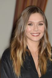 Elizabeth Olsen - Equality Now