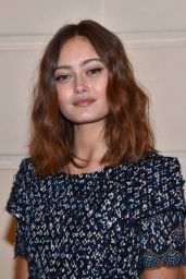 Ella Purnell - Chanel Collection des Metiers d